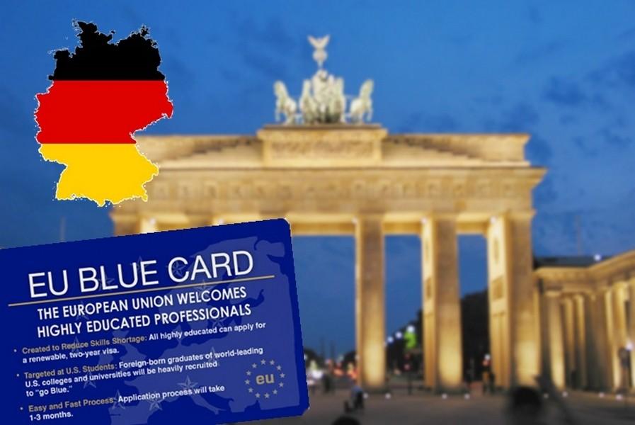 Голубая карта в Германии
