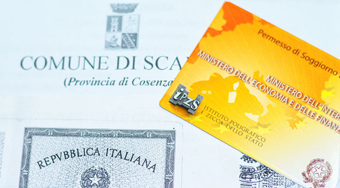 Документы для ВНЖ в Италии