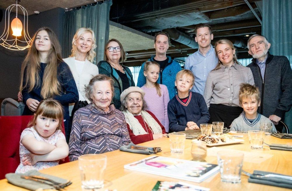 Воссоединение семьи в Эстонии