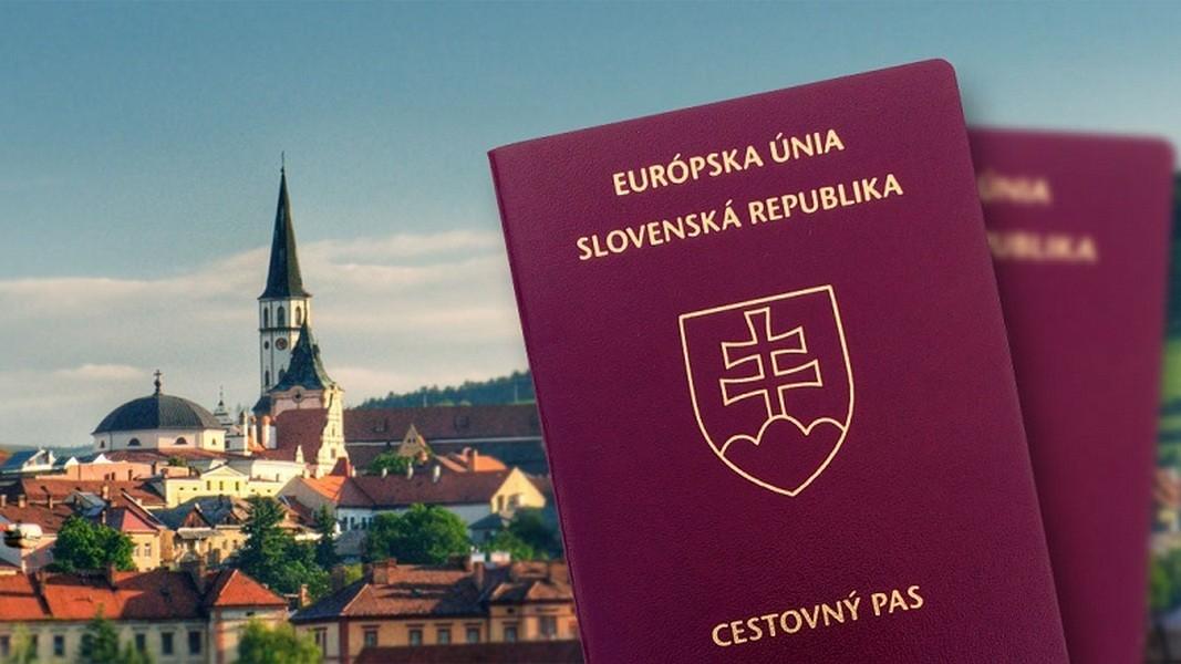 Получение вида на жительство в Словакии